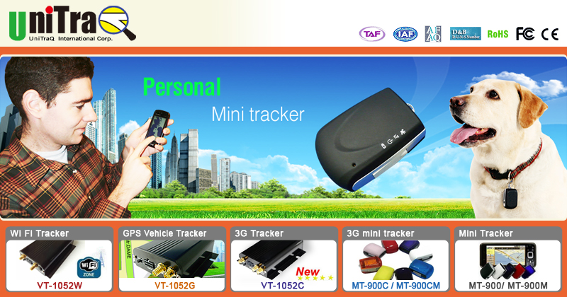 About UniTraQ International Corp., GPS Tracker